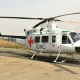 GHS helicopter for Red Cross